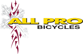 All Pro Bike Shop logo