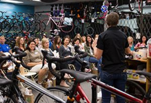Bike Training & Clinics